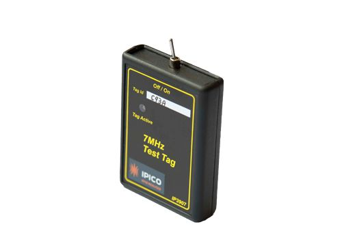 Battery Test Tag