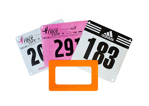Custom Bib Tag